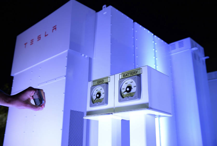 Tesla Power Pack 2.