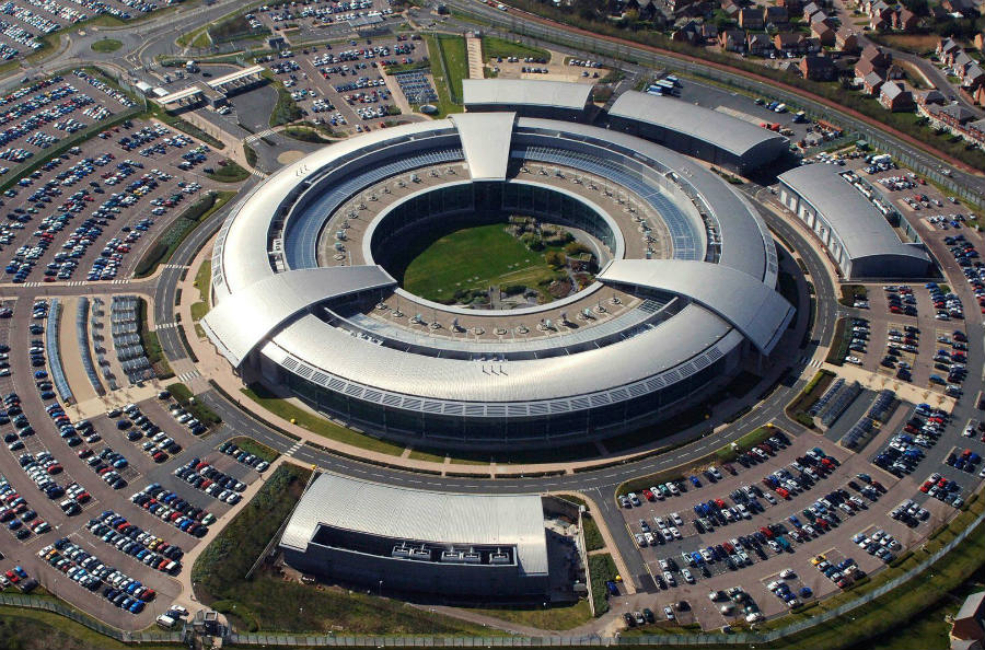 The GCHQ, the MI5 and MI6 were involved in the program to spy on citizens.