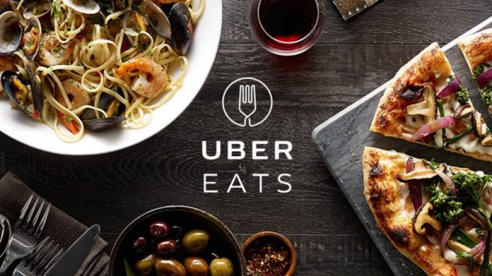 Uber Eats launches in Japan