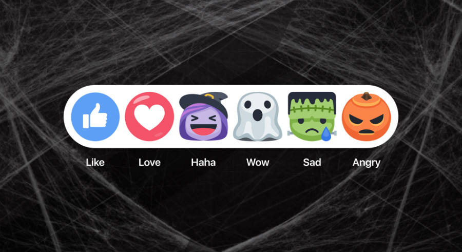halloween_reactions-Facebook