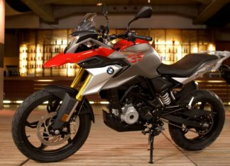 BMW G310GS Adventure Tourer
