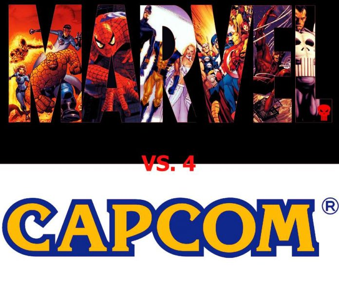 Marvel Vs. Capcom 4 To Launch In 2017