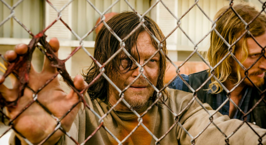 Daryl's fate (Norman Reedus) could be in hands of the Saviors, or is he just bait for Rick's group to get another critical hit if they break the laws. Image Source: AMC