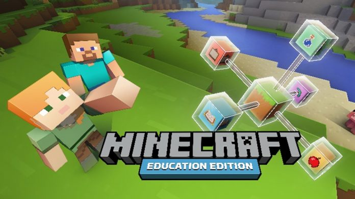 Education Edition, priced at $5 per user per year — Microsoft launches Minecraft