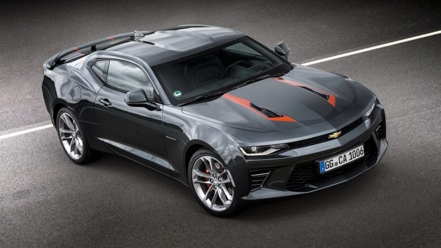 Chevrolet celebrates its 50th anniversary with the upcoming 2017 Camaro,a tribute to the iconic 1967 Chevrolet Camaro. Image Source: HD Car Wallpapers