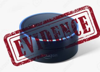 An Echo Dot could be the missing piece to solve a murder case.