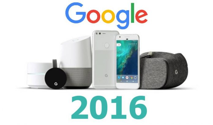 Best google products in 2016