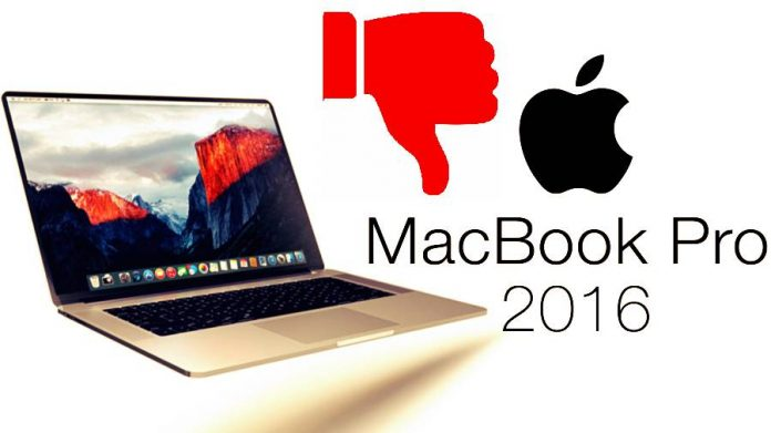 Consumer Reports does not recommends the 2016 MacBook Pro.