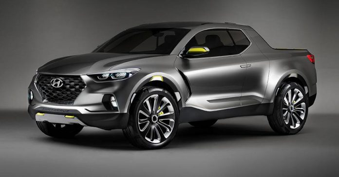 Hyundai new fuel cell SUV concept.