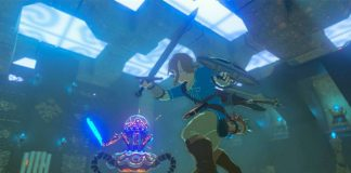 Link will face the Guardians in Zelda Breath of the Wild.
