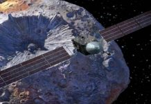 16-psyche-NASA-Probe-planet core-asteroid