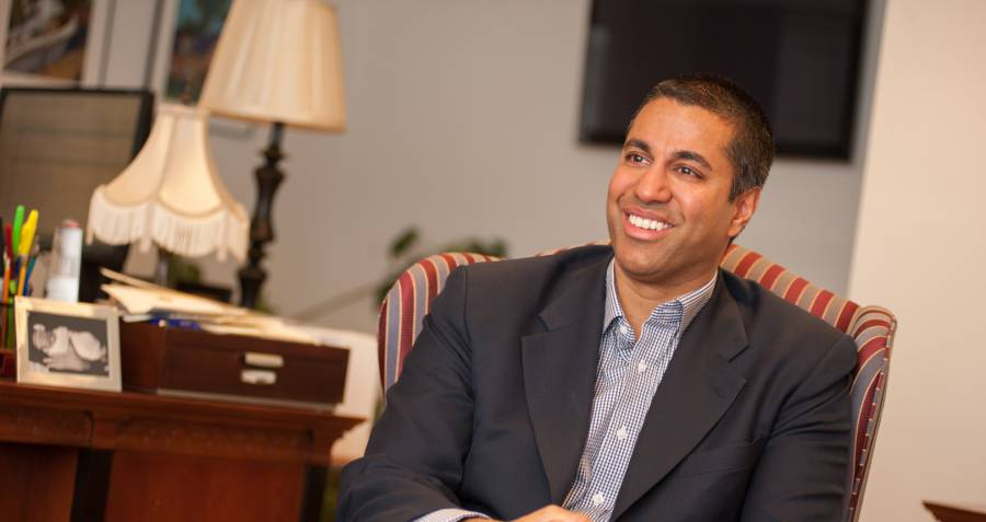 Ajit Pai is a favorite to replace Wheeler in Trump's administration.