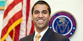 Ajit Pai is the new FCC's Chairman.