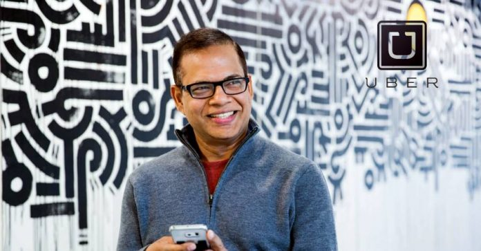 Amit Singhal becomes Uber's Senior Vice President of Engineering.