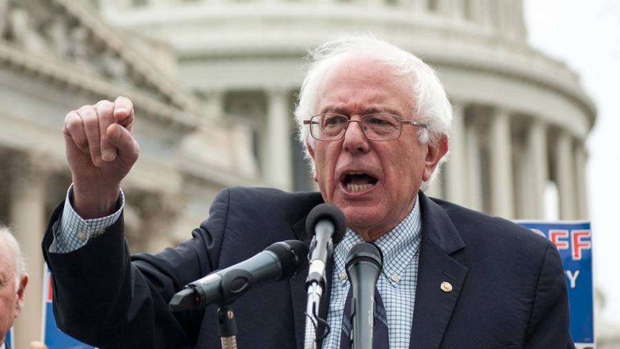 Bernie Sanders is one of many Democrats who support the FCC's report.
