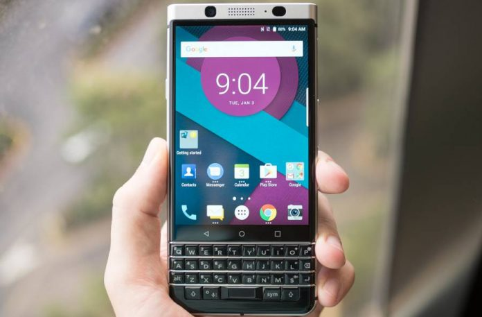 Blackberry Mercury-ces 2017