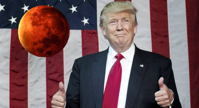 Donald Trump might accelerate mission to Mars.