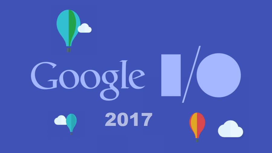 Google IO date and location