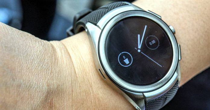 Google-LG-Android Wear 2.0-smartwatch