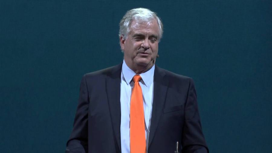 Jerry Kennelly, Riverbed founder.