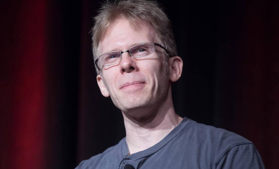 John Carmack, co-founder of id Software