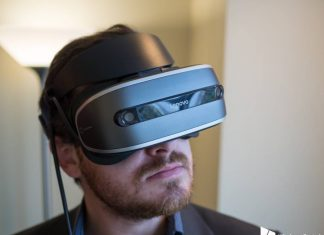 Lenovo vr headset - Windows Holographic
