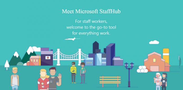 Meet Microsoft StaffHub.