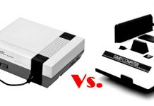 NES Classic Edition and Famicom Mini