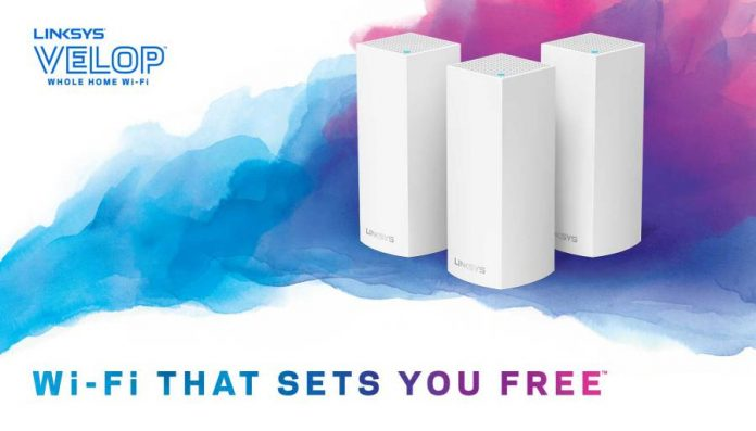Win A New Linksys Velop Router