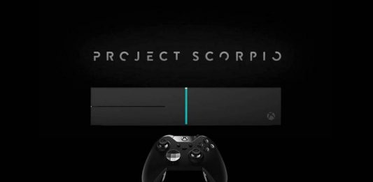 Xbox One Project Scorpio leaked specs January 2017