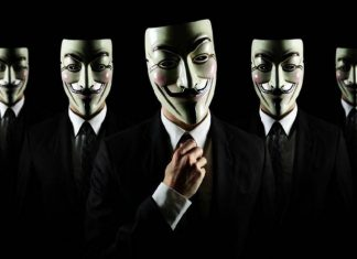 Anonymous exposes dark web content and users' emails