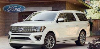 Ford Expedition 2018 information