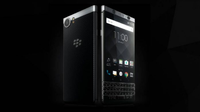 The Blackberry KEYone debuted at the Mobile World Congress 2017.