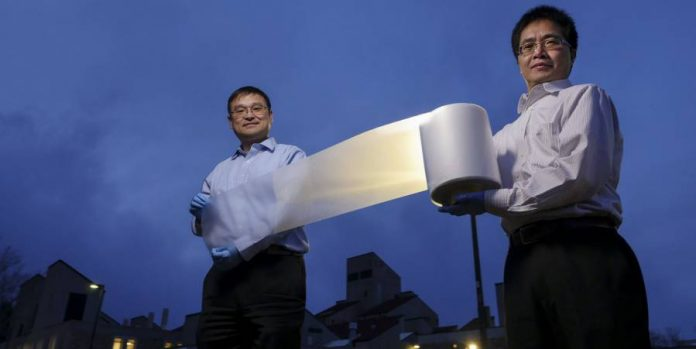 CU Boulder engineers invent cooling 'metamaterial'