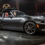 2017 Mazda MX-5 RF removable hardtop