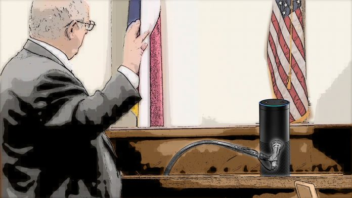 Amazon Echo James Bates Murder Trial
