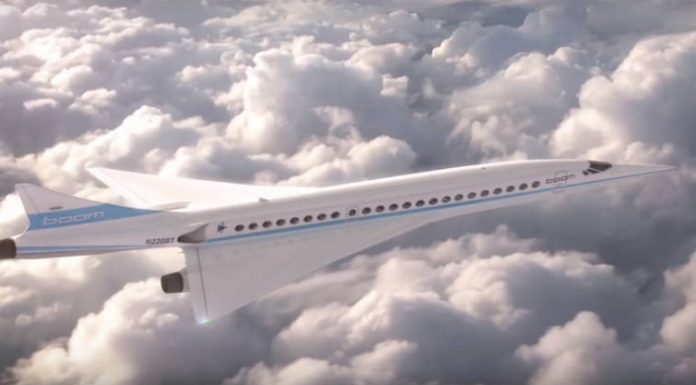 Boom technology affectionately calls the XB-1 Supersonic Demonstrator Baby Boom