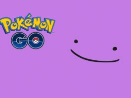 Ditto makes catching a Shiny Magikarp frustrating