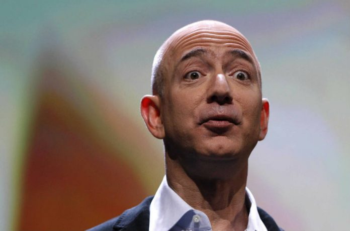 Jeff Bezos photo