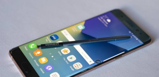 The Galaxy Note 7 returns as a refurbished version