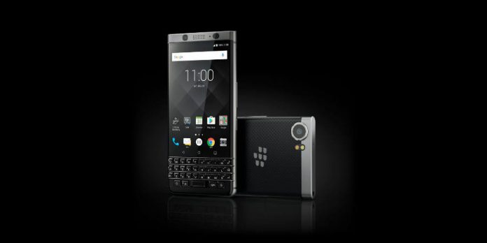 Blackberry KeyOne image