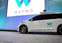 Waymo's car