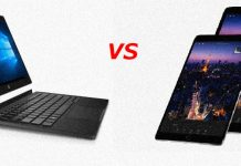 Dell Latitude 5825 2-in-1 vs. Apple iPad Pro 10.5