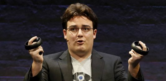 Palmer Luckey photograph
