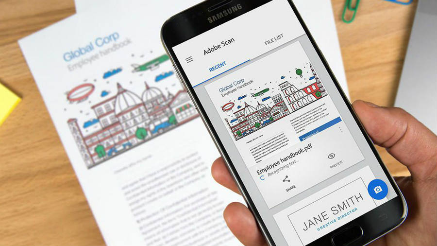 Adobe adds Scan app, updates Sign function to enrich Document Cloud offering