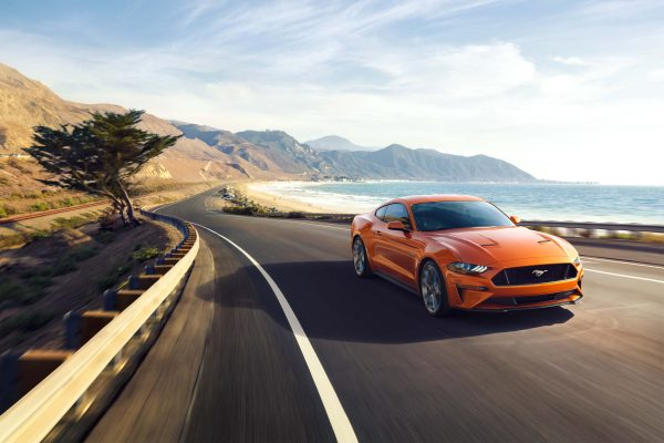 Ford's Mustang GT is faster than a Porsche 911