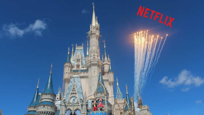 Disney is parting ways with Netflix