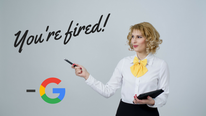 Author of Google Diversity Memo Files Labor Complaint After Firing