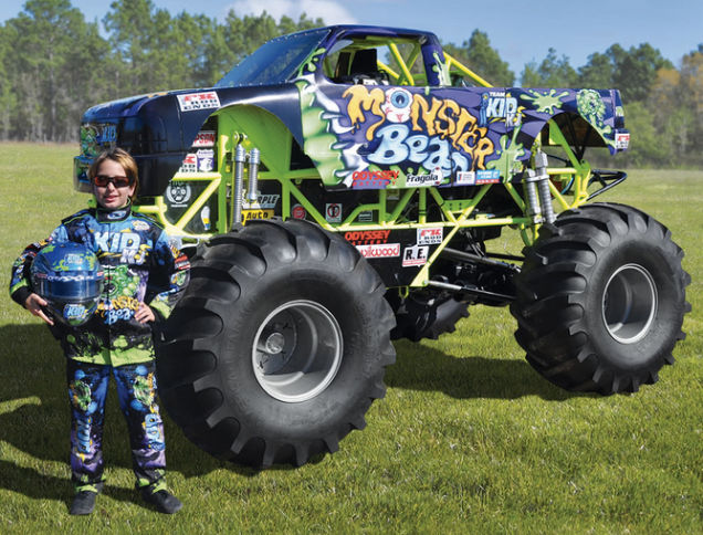 Monster Truck For Kids Costs $125,000