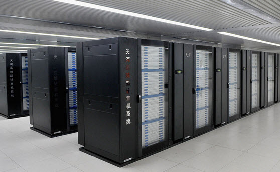 China's supercomputer